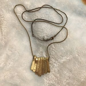 Jewelry - Long natural necklace